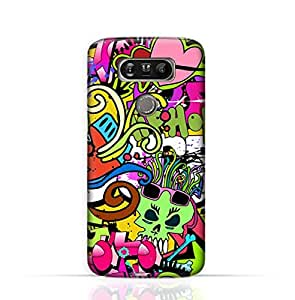 LG G5 TPU Silicone Case with graffitii hip hop 2