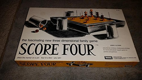 Score Four Game (1968, Funtastic)