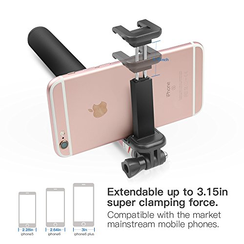 coolreall selfie stick bluetooth extendable monop. Black Bedroom Furniture Sets. Home Design Ideas