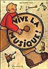 Vive la musique ! par Chats pelés