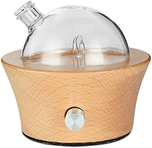BANESE Difusor Aromaterapia Difusor De Aceites Esenciales Wood ...