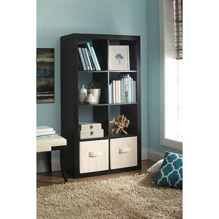 Better Homes and Gardens 8-Cube Organizer (Espresso)