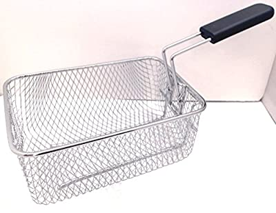 Cuisinart Compact Deep Fryer Basket for CDF-100 Series, CDF-100BSK