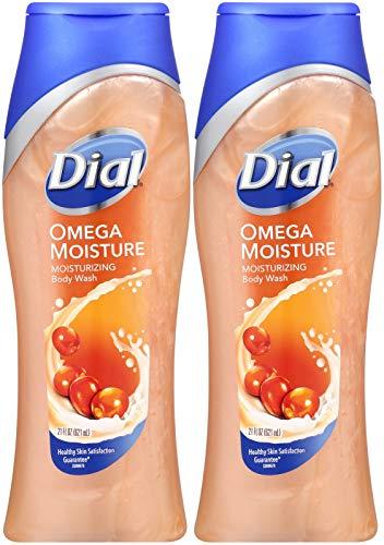 dial body wash omega moisture - 7