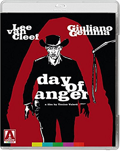 Day Of Anger (3-Disc Special Edition) [Blu-ray + DVD]