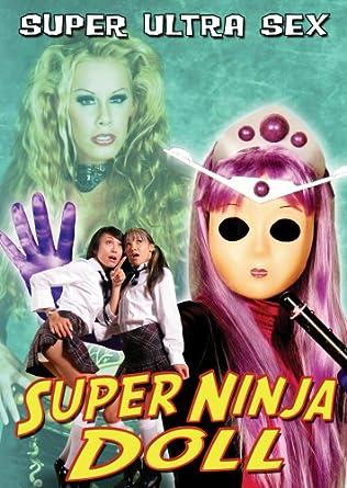 Super Ninja Doll [Reino Unido] [DVD]: Amazon.es: Super Ninja ...