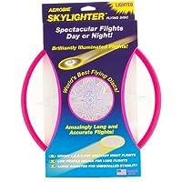 Aerobie Skylighter L.E.D. Disco volador iluminado (los colores y estilos pueden variar)