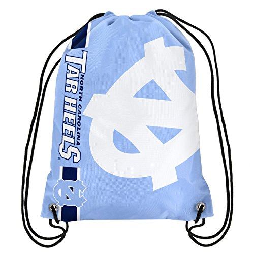 FOCO North Carolina Big Logo Drawstring Backpack North Carolina Bag