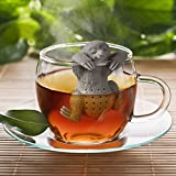 Generic Slow Brew Sloth Tea Infuser Fred Heat-resistant BPA- phthalate-free Silicone by Tea Infusers
