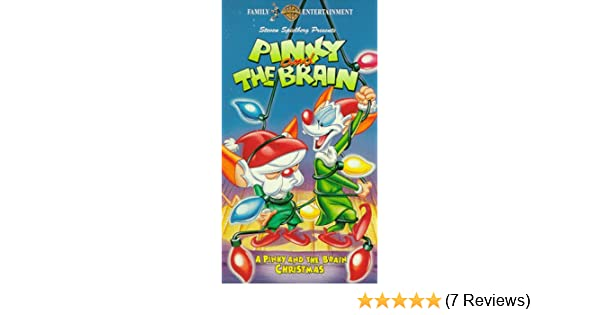 Pinky And The Brain Christmas Letter.Amazon Com Pinky The Brain A Pinky The Brain Christmas