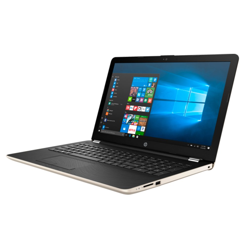 2018 Newest HP Premium Business Flagship Laptop Notebook Computer 17.3'' WLED-backlit Display AMD A9-9420 Processor 8GB DDR4 RAM 1TB HDD Radeon R5 Graphics Bluetooth Webcam Window 10-Silk Gold