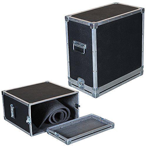 Amplifier 1/4 Ply Light Duty Economy ATA Case Fits Tech 21 Power Engine 60 1x12 60w - 21 Tech Engine Power