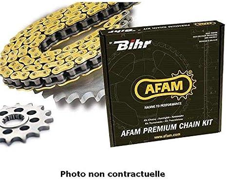 Kit Chaine 520 Xrr2 Compatible Honda Cb500F 13-15 15//41 AFAM 520 Type Xrr2