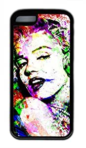 CSKFUdiylovelycase iphone 6 5.5 plus iphone 6 5.5 plus case material TPU colorful Artistic Forever Marilyn Monroe iphone 6 5.5 plus iphone 6 5.5 plus cases