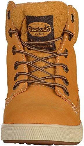 Dockers 35PR201 Damen Sneakers Gelb