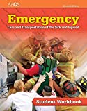 img - for Emergency Care and Transportation of the Sick and Injured Student Workbook book / textbook / text book