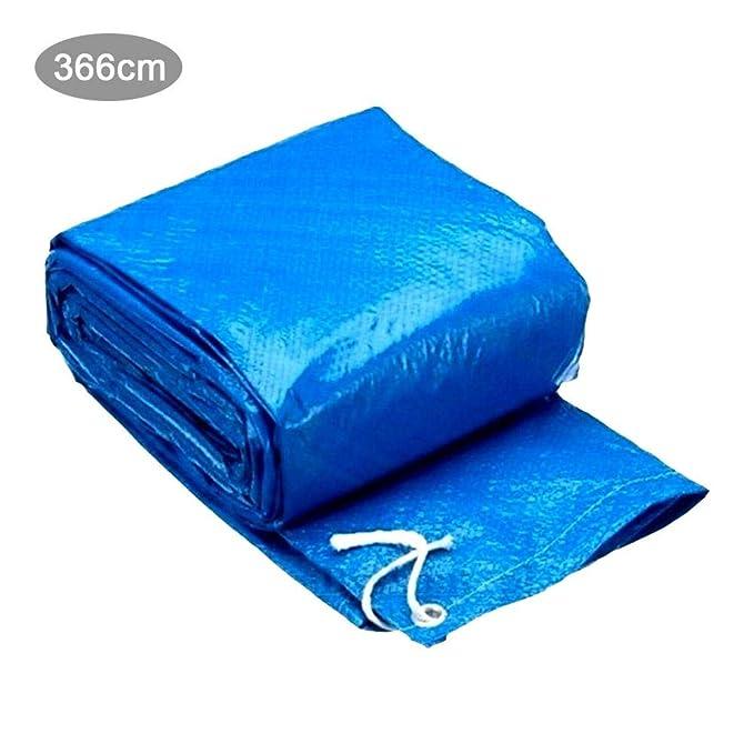 Golden.Y Cobertor Piscina Hinchable (Redondo) - 4 Tamaños: Amazon ...