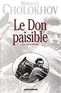 Le Don paisible par Cholokhov