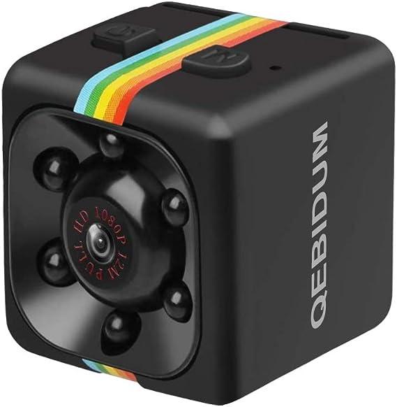Ugetde/® Mini Hidden Camera MP3 Player Mini Dv