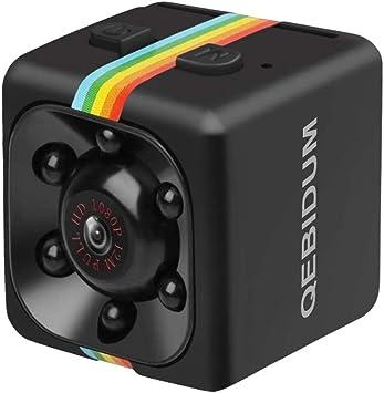 Mini Wireless WIFI Camera Hidden DVR Nanny Micro Cam Video Recorder Night Vision