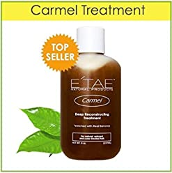 ETAE Natural Products - Carmel Deep Reconstructing Treatment 8oz by ETAE Natural