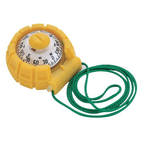 (Ritchie X-11Y SportAbout Handheld Compass - Yellow)