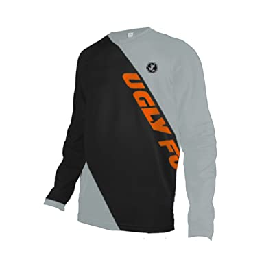 Image Unavailable. Image not available for. Color  Uglyfrog New Mens  Outdoor Sports Long Sleeve Cycling MTB Jerseys ... 0e8163357