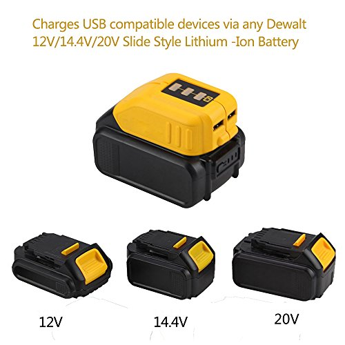 topbatt-replacement-usb-power-source-for-dewalt-dcb090-12v20v-max-lithium-ion-battery