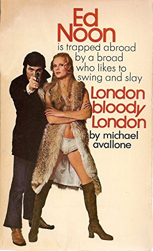 book cover of London Bloody London