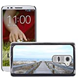 Super Stella Slim PC Hard Case Cover Skin Armor Shell Protection // M00421881 Wooden Bridge Pedestrian Footbridge // LG G2 D800 D802 D802TA D803 VS980 LS980