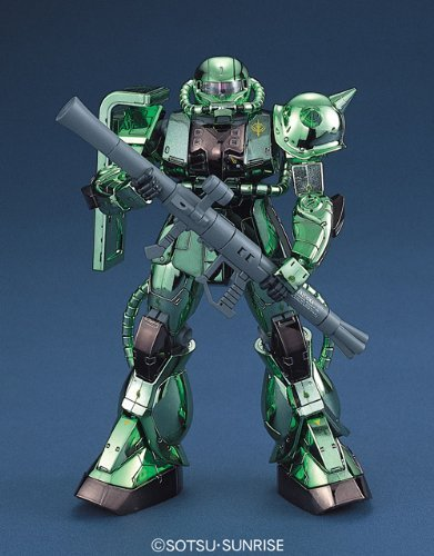 Gundam MG MS-06F/J Zaku II (Coating Version) 1/100 Model Kit