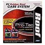 Camco 41453 Pro-Tec Pro-Strength Rubber Roof Care System - 2 Gallon