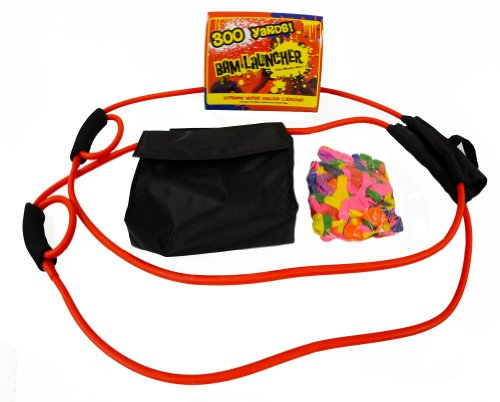 300 Yards 3 Person Water Balloon Launcher