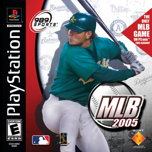 MLB 2005 - PlayStation - Baseball Usa 2005