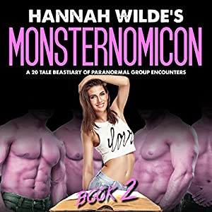 Hannah Wilde's Monsternomicon Audiobook