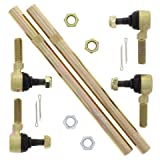 All Balls 52-1012 Tie Rod Upgrade Kit 52-1012 for Honda TRX300EX/X (93-09), Suzuki LT-F250 Ozark (02-03),1 Pack