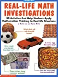 Real Life Math Investigations, Martin Lee, 0590963848