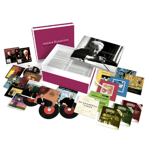 Arthur Rubinstein: The Complete Album - Arthur Rubinstein Piano