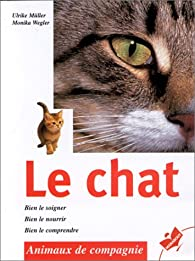 Le chat par Monika Wegler