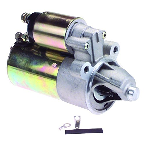Parts Player New Starter For Ford 2.0 Focus (00-04) Contour Mystique(95-00) Cougar (99-02)