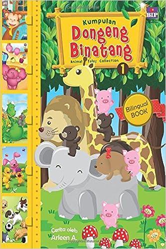 Kumpulan Dongeng Binatang Animal Tales Collection Arleen A