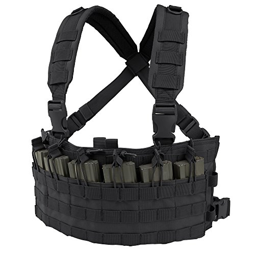 Condor MCR6-002 Tactical and Duty Equipment, Black