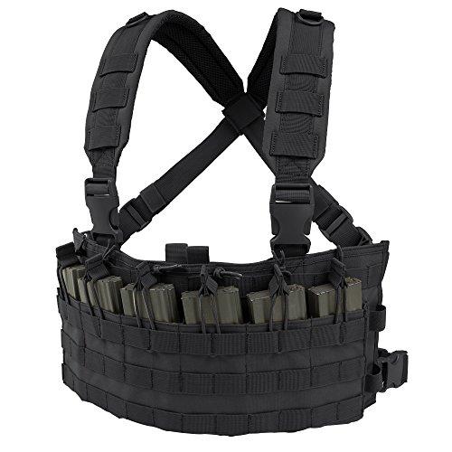 Condor MCR6-002 Tactical and Duty Equipment, Black (Best Price Ar 15 Magazines)