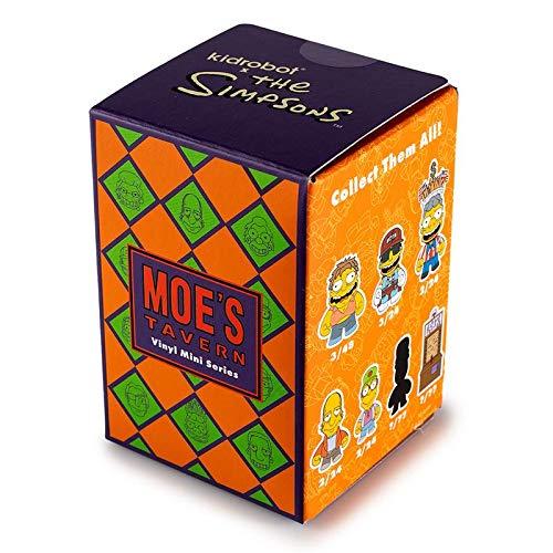 Kidrobot The Simpsons Moe's Tavern Mini Series Blindbox Figures Standard