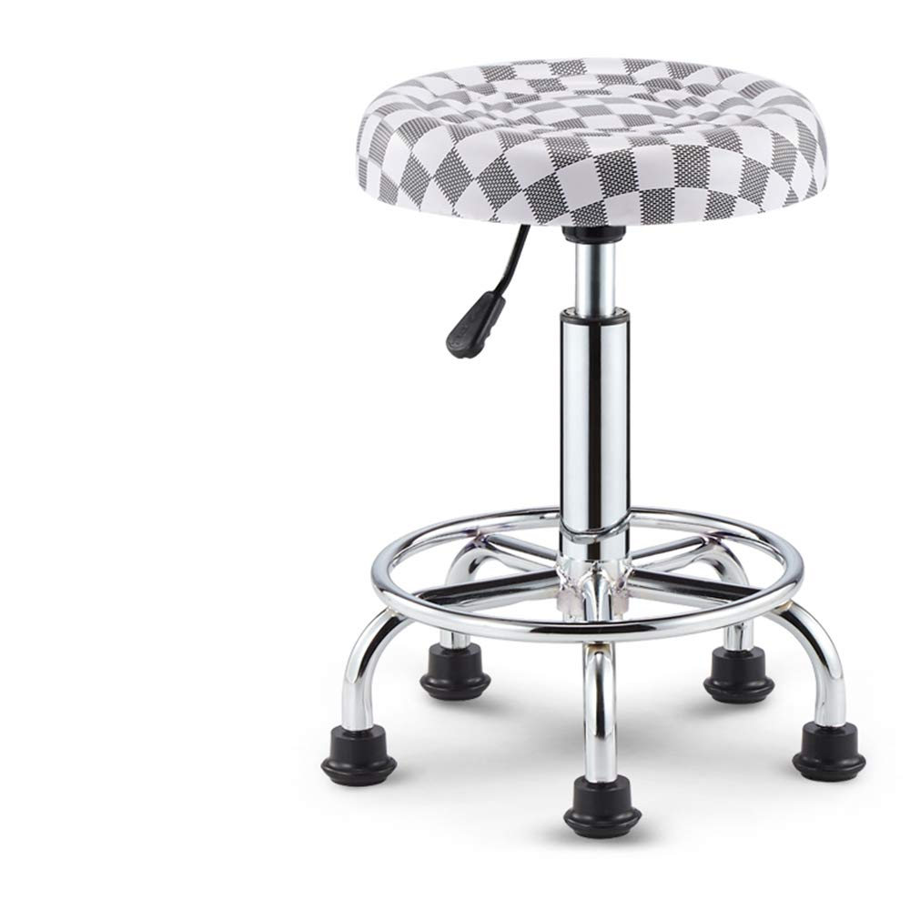 Height Round Office Bench Office Furniture Barber Shop, Beauty Salon, Office, Laboratory