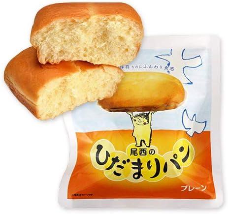 尾西食品 ひだまりパン プレーン味
