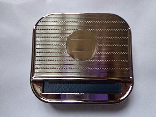 Etui Cigarettes Fumeur En À Objets Tabatière Boite Les Métal Rouler Du gq0TwT6