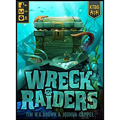 Wreck Raiders: Toys & Games
