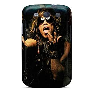 Excellent Hard Phone Case For Samsung Galaxy S3 (ObC13070caNX) Allow Personal Design Beautiful Rise Against Pattern