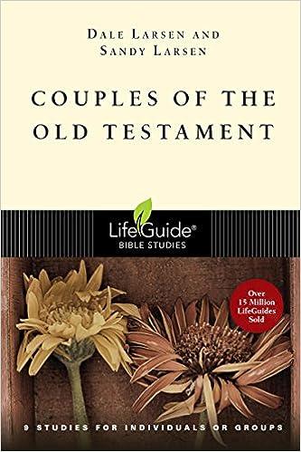 Bible Character Studies Based on Like Traits or Certain Slants